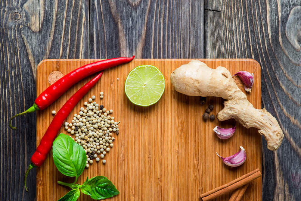 alimentos que auxiliam no metabolismo