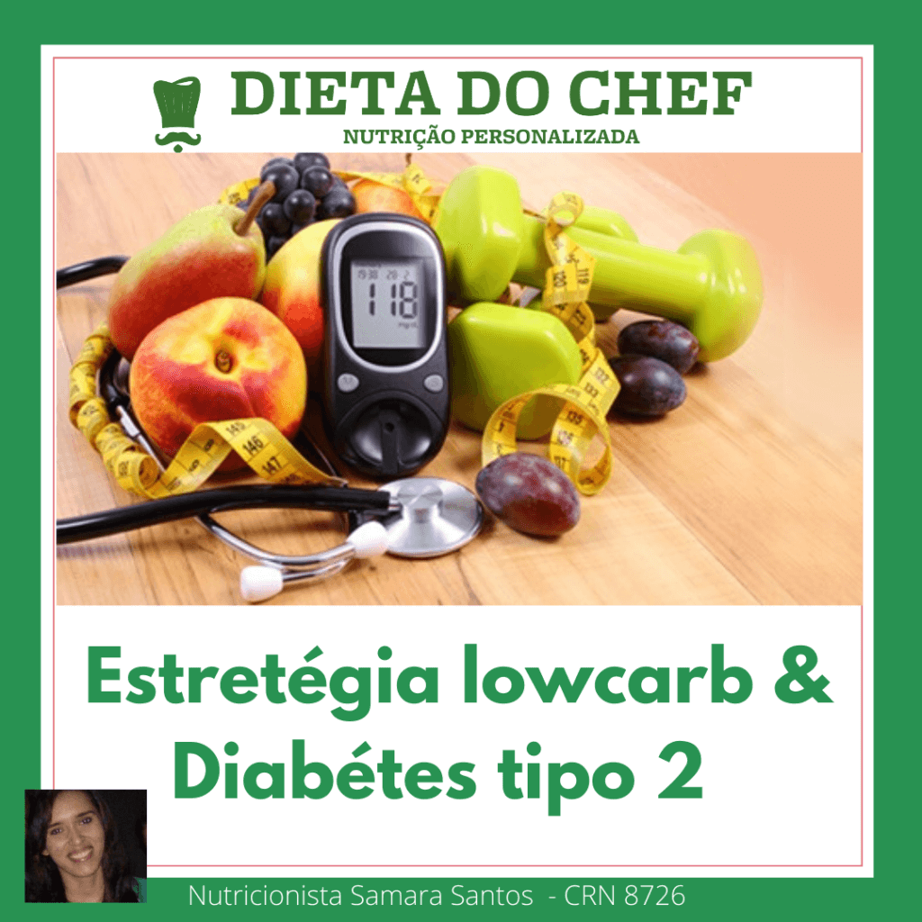 dieta low carb no tratamento